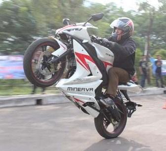 Modifikasi Motor Honda Terkini