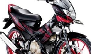Suzuki Ingin Mengulang Kesuksesan Satria Black Fire Edisi Pertama